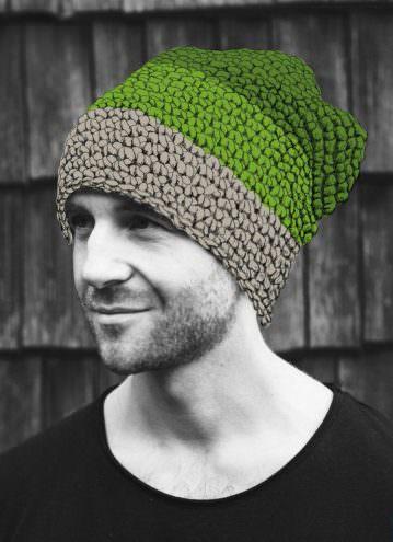 volná čepice